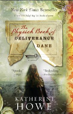 Katherine Howe weaves the stories of modern-day Connie Goodwin and her ancestor Deliverance Dane.