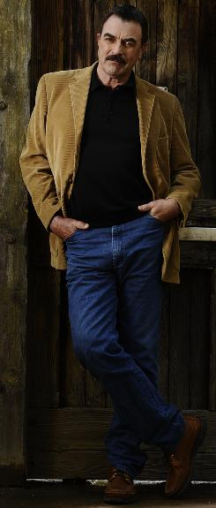 """No Remorse: Jesse Stone """"breaks a lot of rules,"""" Tom Selleck says."""