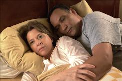 Karen (Annette Bening) and Paco (Jimmy Smits) have a transformative affair.