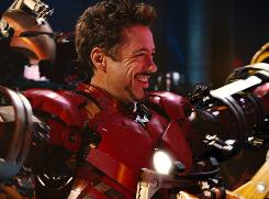 Robert Downey Jr. helped Iron Man 2 draw an unexpected number of women to theaters.