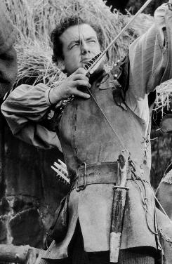 On DVD: Sword of Sherwood Forest, with Richard Greene, is out Tuesday.