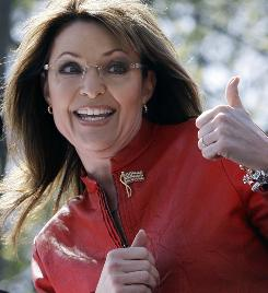 Sarah Palin's new book, America By Heart: Reflections on Family, Faith and Flag, hits shelves on Nov. 23.