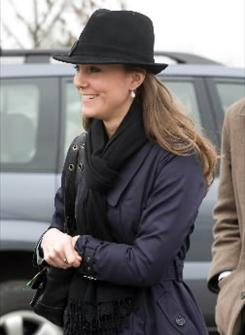 Kate Middleton will most decidely be called Catherine if she marries her prince.