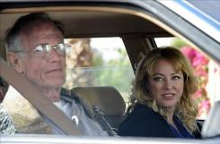 John Lawlor and Virginia Madsen go straight in Scoundrels, a new one-hour comedy/drama series on ABC.
