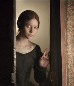 To Eyre is human: Mia Wasikowska portrays Jane Eyre in the latest film adaptation of the famous novel, which is slated to be released in 2011.