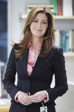 Former Desperate Housewife Dana Delany stars in a new crime procedural called Body of Proof.