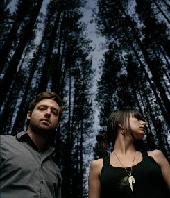 Phantogram: Josh Carter and Sarah Barthel
