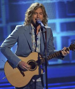 """ The reason for the show is to allow us to do music. That's what I love and now I have the opportunity to do it, so it's go-time,"" Casey James said."