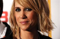 Actress Kristen Wiig, who played a catty co-worker in Knocked Up, reprises her Saturday Night Live character Vicki St. Elmo in MacGruber, opening Friday.