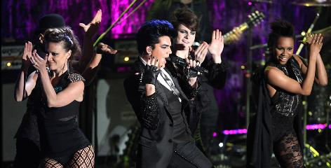 American Idol runner-up Adam Lambert isn't the only draw on his tour's bill: Fellow Idol Allison Iraheta and guitarish Orianthi will be his supporting acts.