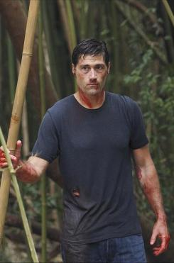 No man is an island: Jack (Matthew Fox) fulfills his destiny as ABC's intricately devised Lost concludes.