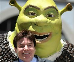 Mike Myers concedes that it wasn't always easy being a green monster.