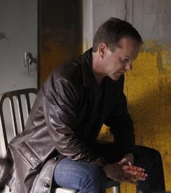 24's Jack Bauer (Keifer Sutherland) went out with a bang on Monday's series finale.