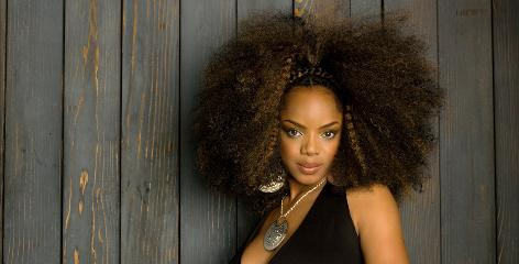 Leela James is out with an new album this week.