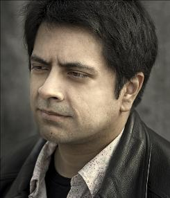 Brando Skyhorse grew up in the L.A. neighborhood in which his book is set.