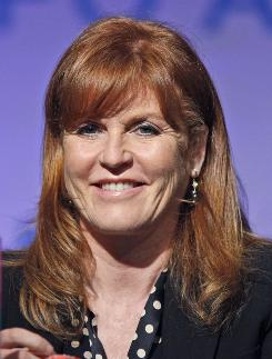 Sarah Ferguson, Duchess of York was caught on video taking a rather large amount of cash from an undercover tabloid reporter posing  as a sheik who wanted access to her ex-husband, Prince Andrew.