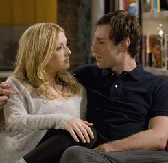 Better Together's Maddie (Jennifer Finnigan) and Ben (Josh Cooke) have been dating for nine years.