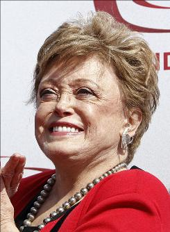Rue McClanahan died early Thursday morning. She was 76.