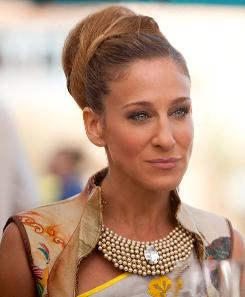 Sex and the City 2: Sarah Jessica Parker and the girls had a weak opening.