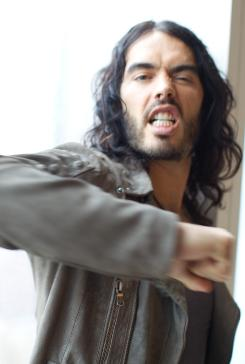 Greek comedy: Russell Brand plays rocker Aldous Snow in Get Him to the Greek.
