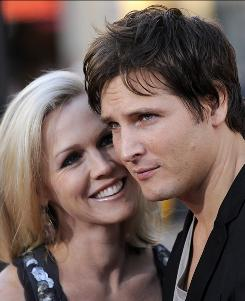 Peter Facinelli, 36, is married to Jennie Garth, of Beverly Hills, 90210 fame. They have three daughters: Luca, 12, Lola, 7, and Fiona, 3.