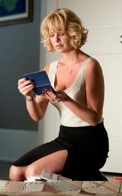 Katherine Heigl stars as Jen, who discovers a secret about her new husband,  in Killers.