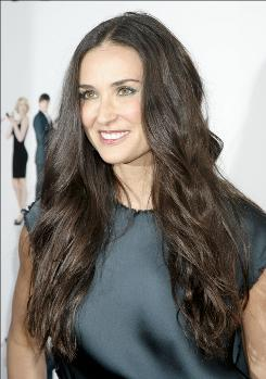 "Demi Moore has turned over a ""candid"" memoir to publishing house HarperCollins."
