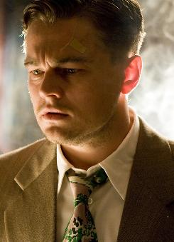 Leonardo DiCaprio stars as a troubled U.S. Marshal in Shutter Island.