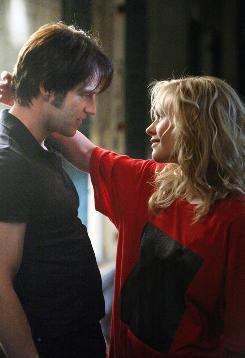 Back for a third season: Anna Paquin and Stephen Moyer are the human and vampire love interest in HBO's vampire hit.