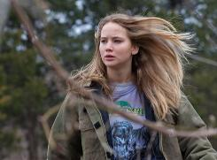 Ree Dolly (Jennifer Lawrence) must find her bail-jumping father to save her family home in Debra Granik's coming-of-age tale set in the Ozarks.