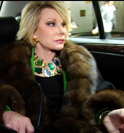 Makers of the documentary Joan Rivers: A Piece of Work had full access to the comedy trailblazer for 14 months. The documentary opened Friday and expands to more theaters this weekend.