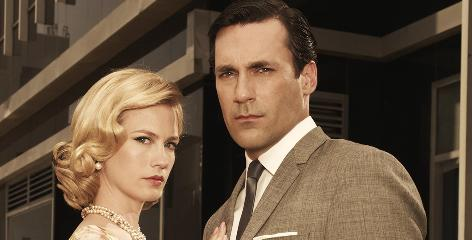 Mad Men: AMC's acclaimed drama starring January Jones and Jon Hamm should receive multiple nominations.