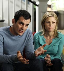 Modern Family: Ty Burrell and Julie Bowen could be among multiple nominees for ABC's hit sitcom.