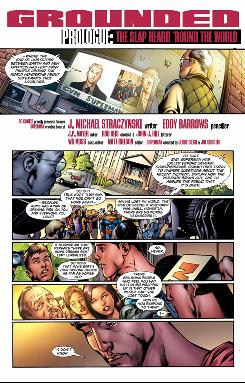 Page 1 of Superman #700 from DC Comics.
