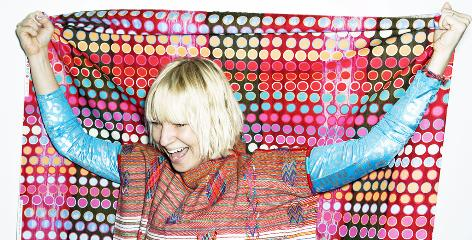 The Fight is from Sia's fourth studio album, We Are Born.