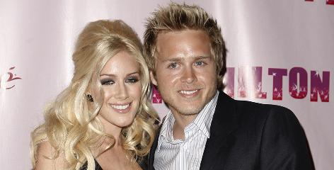 Splitsville: Heidi Montag and Spencer Pratt became legally separated on June 8.