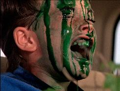 Movie about a movie: Michael Paul Stephenson in 1990 horror film Troll 2, whose cult status is explored in Best Worst Movie, a documentary directed by Stephenson.