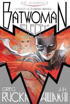 Cover to 'Batwoman: Elegy' from DC Comics.