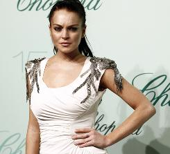 Lindsay Lohan has starred in films such as The Parent Trap, Mean Girls and Freaky Friday.
