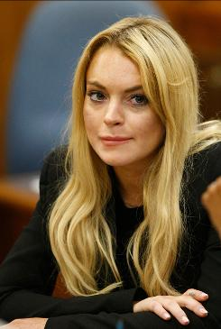 A judge has found Lohan in violation of her probation stemming from a 2007 drug charge and has sentenced her to 90 days in jail.
