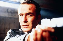 Robson Green takes aim in the British series  ;i>;Touching Evil ;/i>;. The entire DVD collection is now available on our side of the pond.