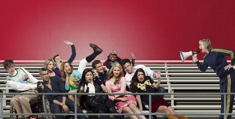 Fox's freshman sitcom, Glee made a big impression on Emmy voters, garnering a comedy series nomination, as well as lead acting nominations for Lea Michele and Matthew Morrison and supporting berths for Jane Lynch and Chris Colfer. In addition, Kristin Chenoweth, Mike O'Malley and Neil Patrick Harris eearned guest-acting bids.