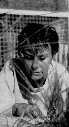 Truman Capote, a childhood friend, took this photo of To Kill a Mockingbird author Harper Lee. She never published another book, and she lives quietly in Monroeville, Ala.