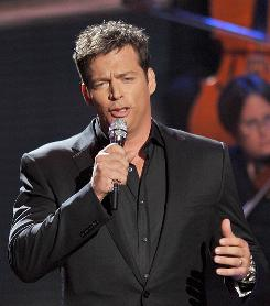 The music man: Harry Connick Jr. in Concert on Broadway will run for two weeks at the Neil Simon Theatre.