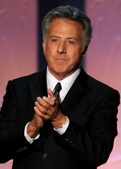 Dustin Hoffman will co-star with Dennis Farina, Nick Nolte and Gary Stevens.