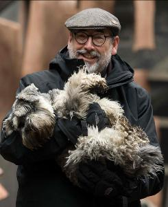  John Landis, the director who gave us Animal House, Thriller and American Werewolf in London, is back with &quot;a black romantic comedy.&quot;