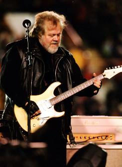 Before the weight loss: Randy Bachman checked in at 380 pounds at one point.
