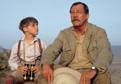 James Gammon, who died Friday, had a long career in movies and television. Here, he plays Teddy Roosevelt opposite Corey Carrier (Indiana Jones) in  the television series The Adventures of Young Indiana Jones.