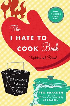 The I Hate to Cook Book is celebrating its 50th birthday this week.