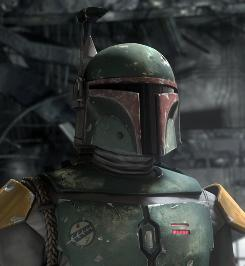 Boba Fett: He's the focus of Star Wars: The Force Unleashed II.